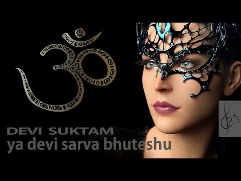 Ya Devi Sarva Bhuteshu Mantra By Virinchi Shakti (devi Suktam) video