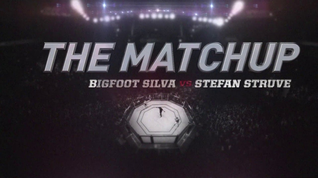 Fight Night Rotterdam: The Matchup - Bigfoot vs Struve