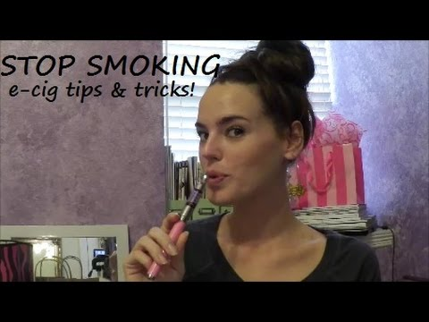 How To Quit Smoking w/ E-Cigs! (2 months smoke free!)