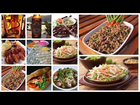 Top 10 best foods you should try in Vientiane, Laos