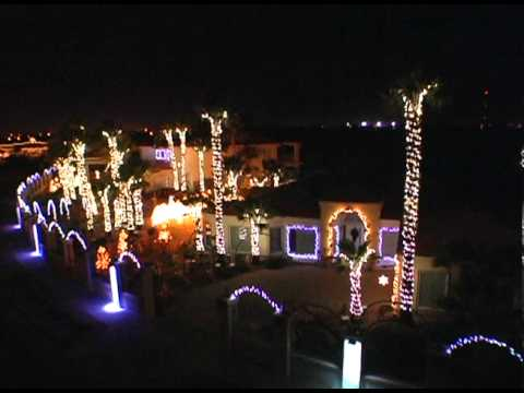 El Paso Christmas Light 2010 - Techno Show