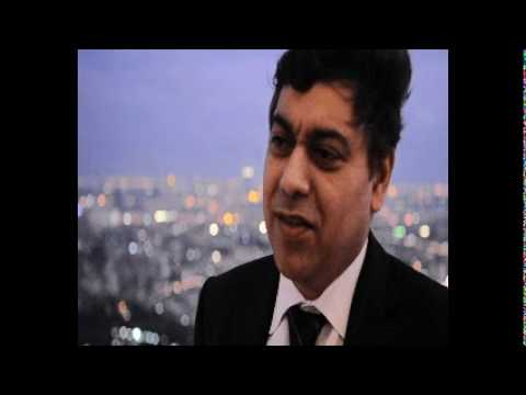 Deepak Ohri, Chief Executive of Lebua Hotels & Resorts