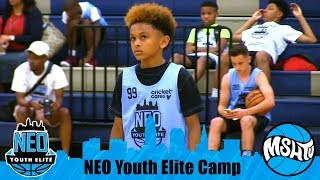 Gregory Brooks PUTS ON A SHOW at 2017 NEO Youth Elite Camp