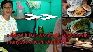 Review  surabi oncom and eggs delicious tasikmalaya in indonesia