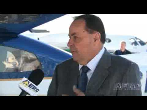Aero-TV Checks Out The Crownair Way -- Cessna T210 ...