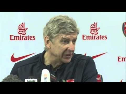 Arsenal's Arsène Wenger on Mesut Özil: 'He's still disappointed'