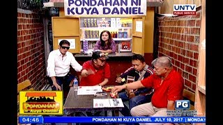 download lagu Pondahan Ni Kuya Daniel July 10, 2017 gratis
