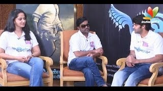 Irandaam Ulagam - Selvaraghavan, Arya and Anushka In Conversation With Bosskey | Reveals Irandam Ulagam Stories