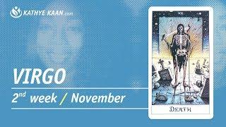 VIRGO Weekly Reading Tarot Psychic | Horoscope | Week 45 | NOVEMBER  05 - 11