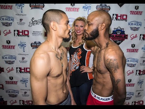 Daniel Tran vs Jerry Wallace
