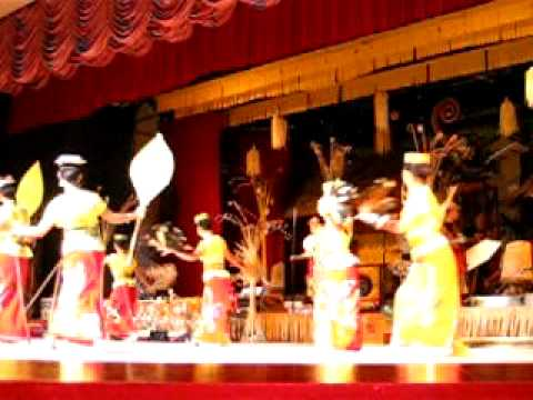 Sarawak Cultural Village Performance #1