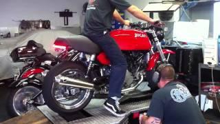 Ducati gt 1000 dyno run