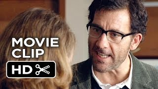 Rivals - Words and Pictures Movie CLIP - Board (2014) - Clive Owen Movie HD