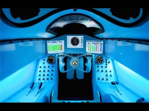 BLOODHOUND SSC - 1,000 mph car