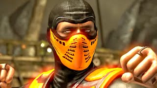 MKX / SCORPION MK2 / MOD SKIN COSTUME | All Variations | 1080p 60Fps Max Settings | Mortal Kombat X