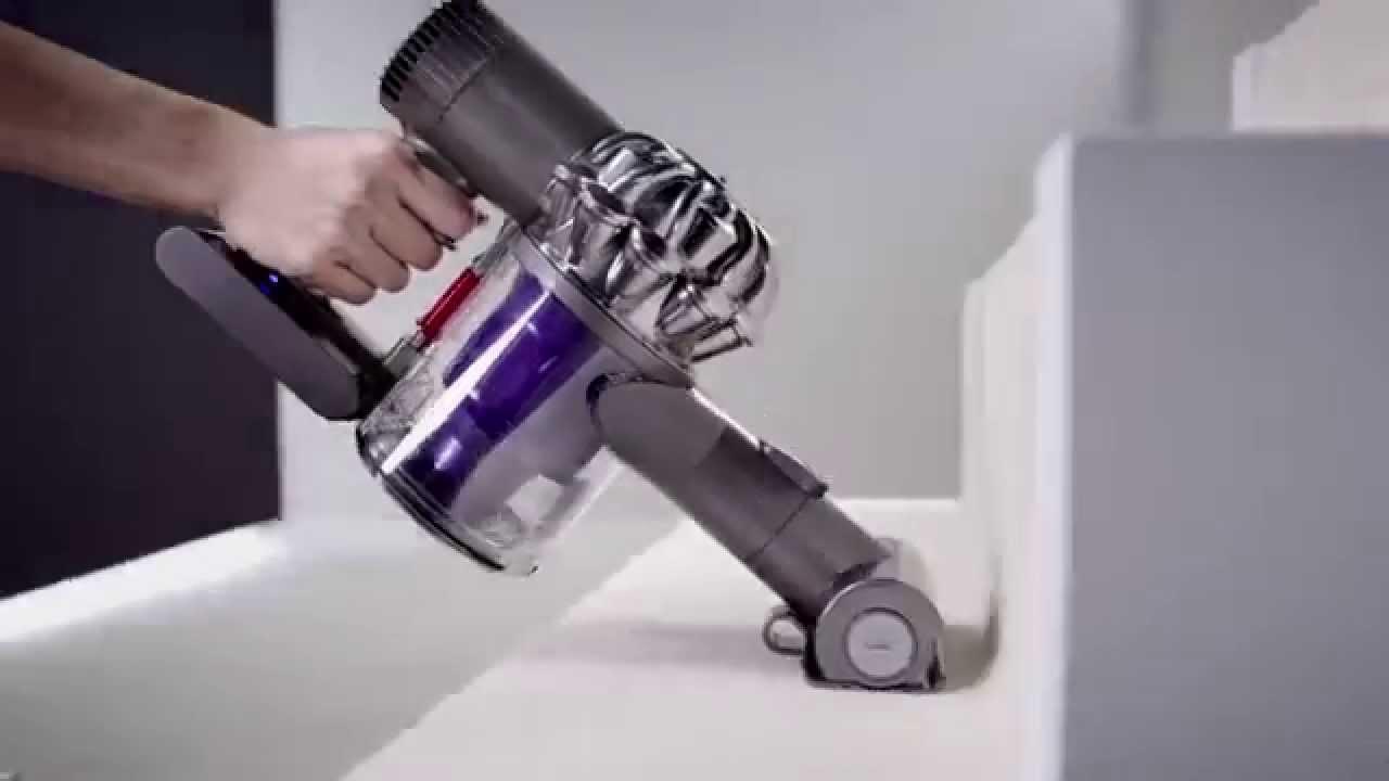 dyson dc62 l 39 aspirateur sans fil le plus puissant youtube. Black Bedroom Furniture Sets. Home Design Ideas