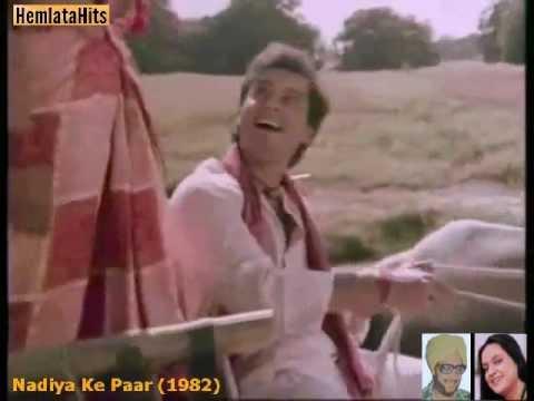 Kaun Disha Mein Leke Chala Re - Hemlata & Jaspal Singh - Nadiya...