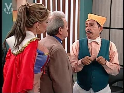 ¡A Que Te Ríes! - (Sexy Blancanieves) Sabrina y Navarrete