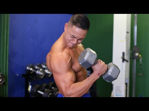 Monster Bicep Peaks Workout video