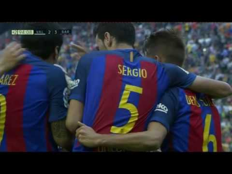 Les tiraron un botellazo y Messi estalló: La c... de tu madre... hijos de p...