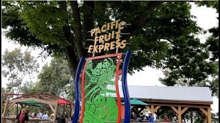 Pacific Fruit Express, Happy Hollow Park & Zoo - GO's Coaster Clips