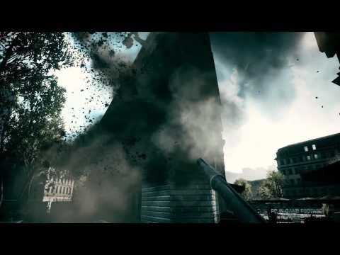 Battlefield 3 E3 spot 30sec