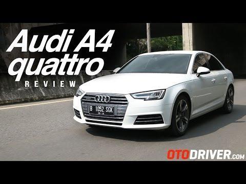 Audi A4 Quattro 2016 Review Indonesia Otodriver