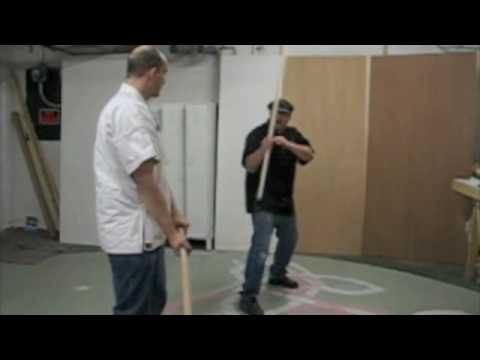 Irish Stick Fighting (FULL CONTACT) instruction by J.P. Sullivan
