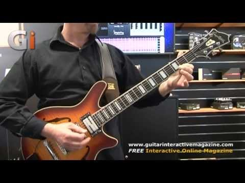 Fishman Triple Play MIDI System Demo - Musikmesse 2013 - Guitar Interactive Magazine