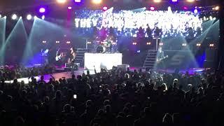 Skillet- The resistance (joy.Unleashed The Tour) Muskegon, MI