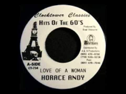 Horace Andy - Love Of A Woman