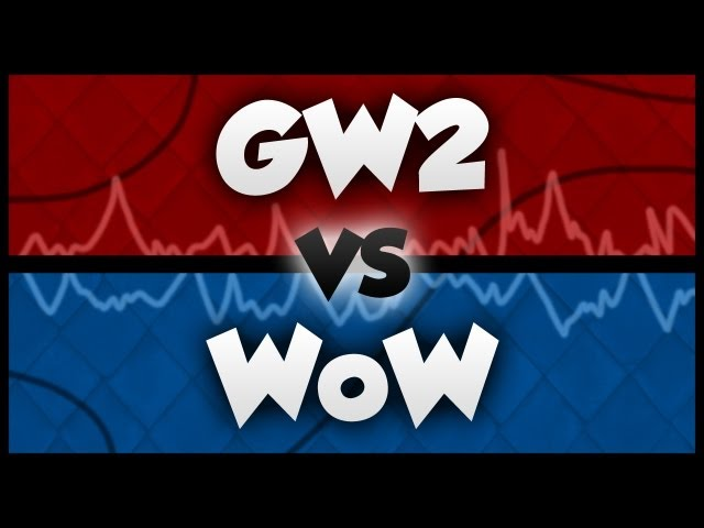 Guild Wars 2 - vs WoW [Ep.6]