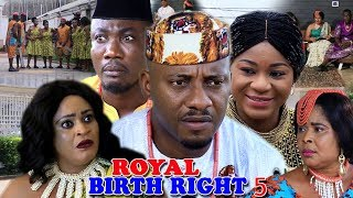 ROYAL BIRTH RIGHT SEASON 5 - (New Movie) 2018 Latest Nigerian Nollywood Movie Full HD | 1080p