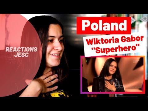 Reaction: Poland (Junior Eurovision 2019)