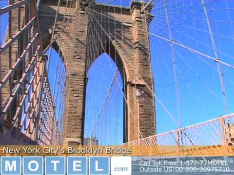 New York City's Brooklyn Bridge - 2 Minute Tour