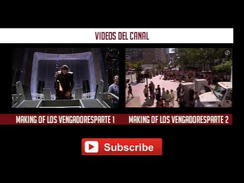 EXCLUSIVO! Los Vengadores 2, vídeos e imágenes del rodaje Avengers: Age Of Ultron