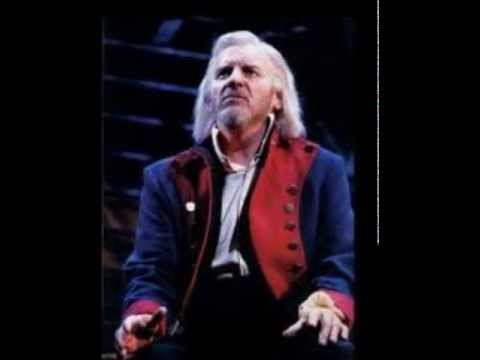Les Miserables/ Who am I / Jean Valjean/ Colm Wilkinson.