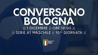 Serie A1M [10^]: Conversano - Bologna 28-20