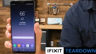Samsung Galaxy Note8 Teardown!