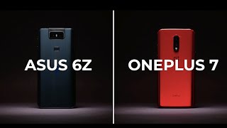 Asus 6Z vs OnePlus 7: Which One to Buy?