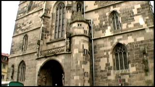 In the FootSteps of Martin Luther (Luther sites in Germany)