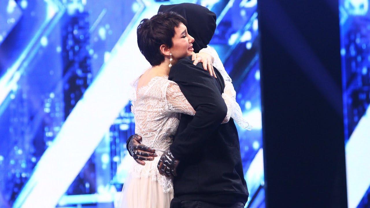 Olga Verbițchi, în ultimul act al finalei X Factor!