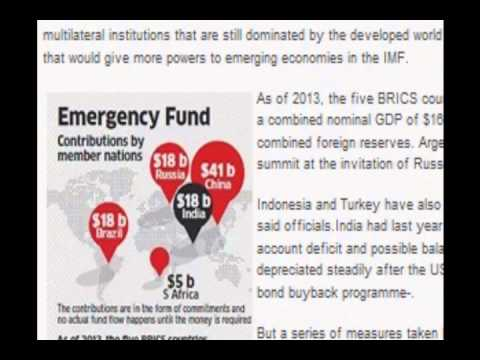 BRICS nations likely to announce setting up fund at in Brazil