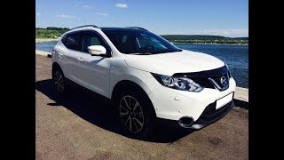 Обзор автомобиля Ниссан Кашкай 2014 года. Car review Nissan Qashqai 2014