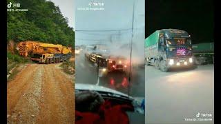 [tik tok ] Tổng hợp những video xe tải thú vị nhất trên tik tok