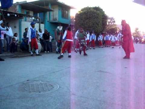 Procesión 12 de Diciembre 2010 - San Miguel Octopan.