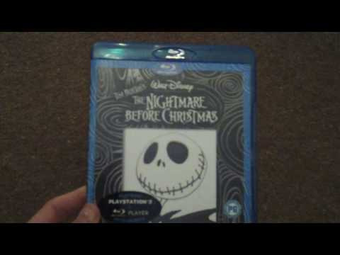 DVD/Blu-ray Update 07/12/09