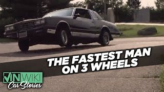 The Street Racer gets a Low Rider