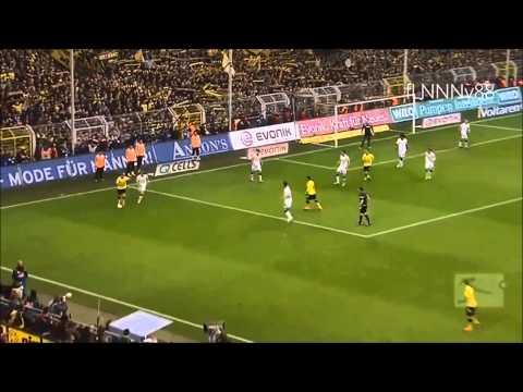 Borussia Dortmund Best Teamplays 2012