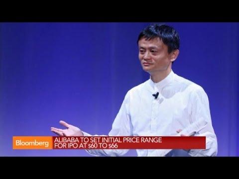 Alibaba Aims to Make History With $21 Billion IPO